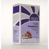 Muesli Salvado Fruits Rouges Alara, 350g