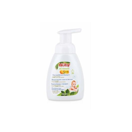 Gel douche Nuby Citroganix 250 ml