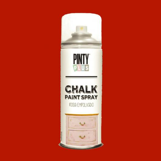 Vernice gesso Chalk Paint spray - Red Velvet, 400 ml