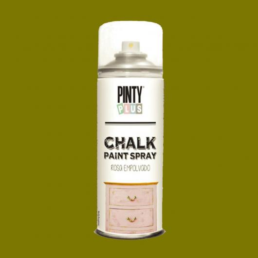 Vernice gesso Chalk Paint spray - Oliva Vintage, 400 ml