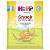 Snacks de cereales 8M HiPP 30 g