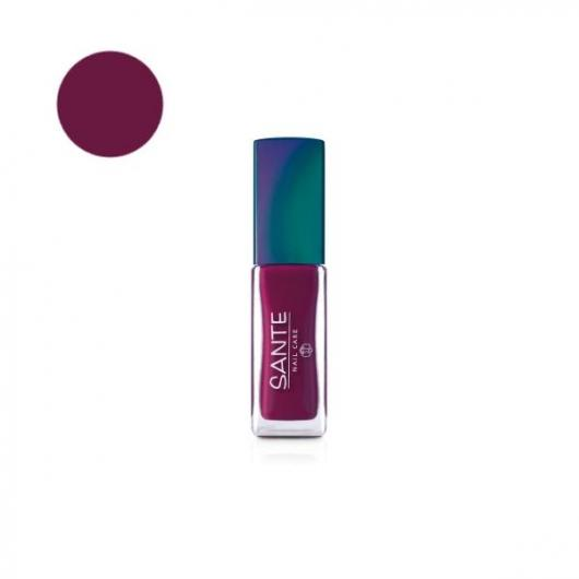 Smalto Unghie Magenta Brillante Sante, 7ml Nº 15