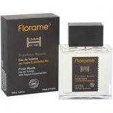 Eau de toilette Fresh wood Florame 100 ml