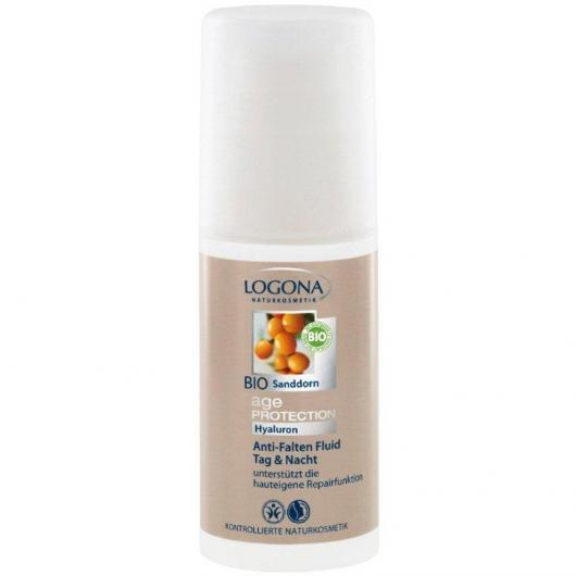 Fluide anti-rides Age Protection Logona, 30 ml