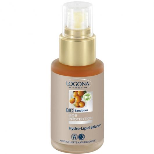 Hydro-Lipid Balance Age protection Logona, 30ml