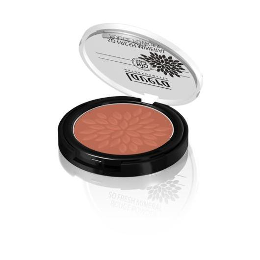 Blush in polvere minerale So Fresh - Cashmere Brown 03 Lavera 5 g