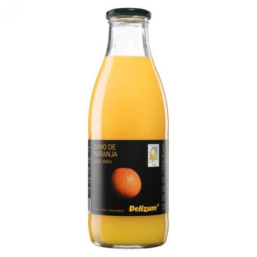 Jus d'Orange Écologique Delizum