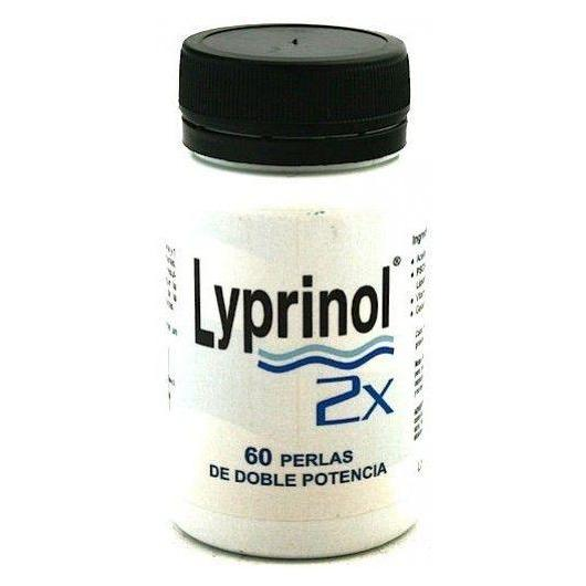 Lyprinol 2x antiinflamatorio natural, 60 cápsulas