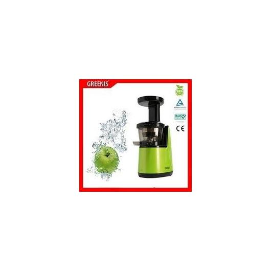 Extractor de zumos F-9010 Greenis, color verde