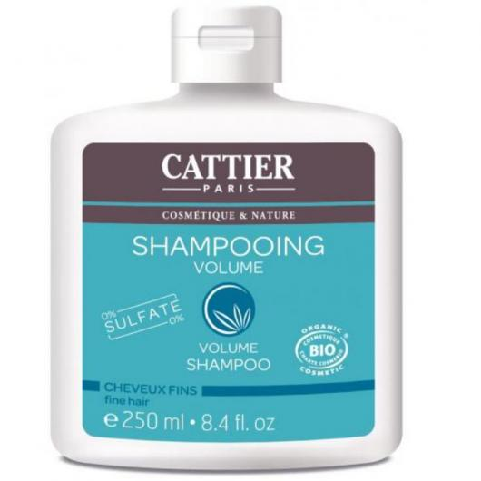 Shampoo BIO volume per capelli fini Cattier, 250 ml