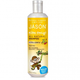 Shampooing Extra Doux Kids Only Jason, 517 ml