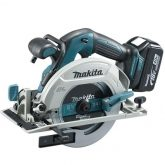 Sierra circular 165 mm 18 V Litio-ion Makita