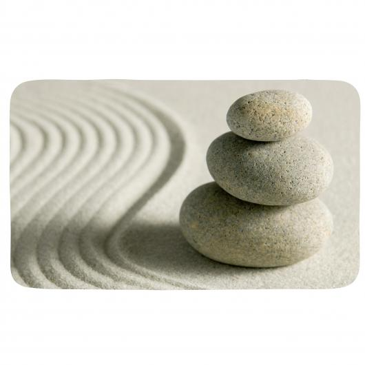 Tappetino bagno 45x75 cm Sand & Stone