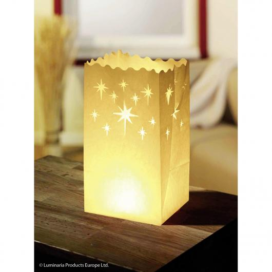 Illuminazione decorativa  Top Star grande 10p.