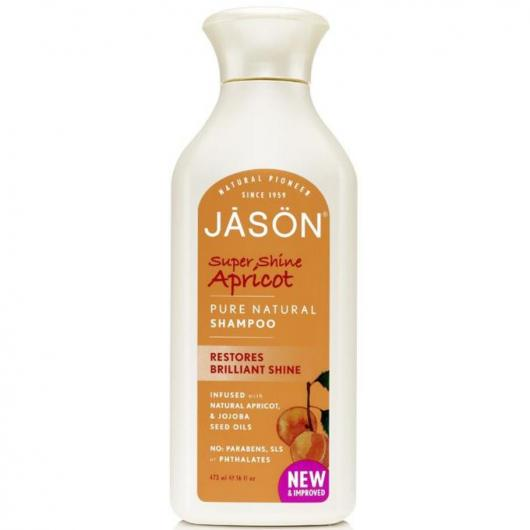Shampoing Abricot Jason, 473 ml