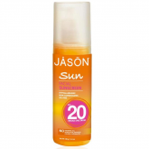 Protector solar natural Facial SPF 20 Jason,