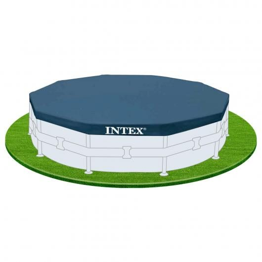 Cobertor piscina Metal Frame 366 cm Intex