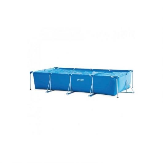 Piscina Metal Frame 450 x 220 x 84  cm Intex