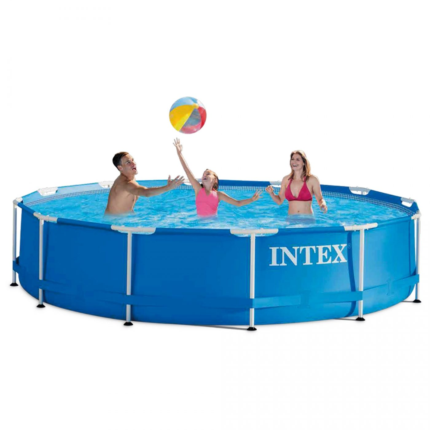 Piscina desmontable intex depuradora 366x76 cm l for Depuradora piscina