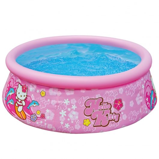Piscina Hello Kitty con aro 183 x 51 cm Intex