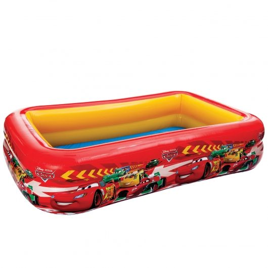 Piscina Cars 262 x 175 x 56 cm Intex