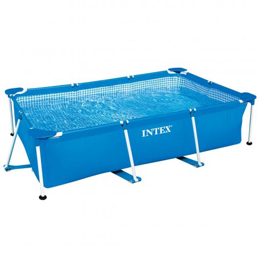 Piscina Small Frame 220 x 150 x 60 cm Intex