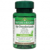 Aglio deodorato 3000 mg standardizzato Nature's Bounty, 50 capsule