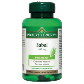 Sabal 450 mg Nature's Bounty, 100 cápsulas