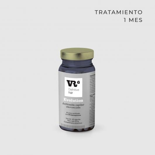Pack 3+1 Definitive Hair Evolution, 60 capsule