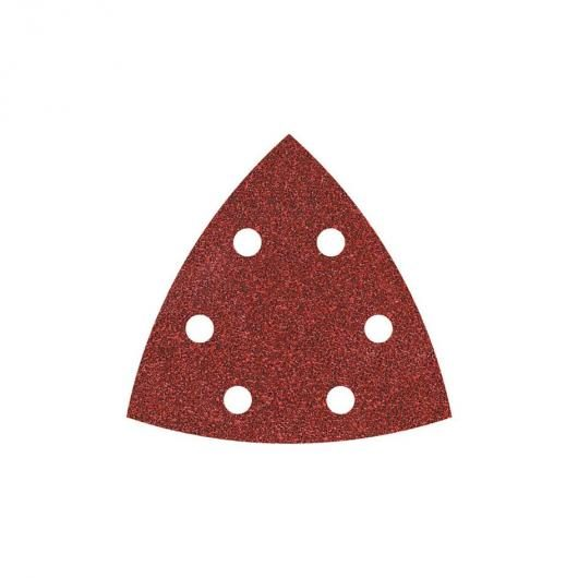 Wolfcraft 8403000 - 15 feuilles abrasives auto-agrippantes