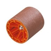 Wolfcraft 2246000 - 2 bandes abrasives