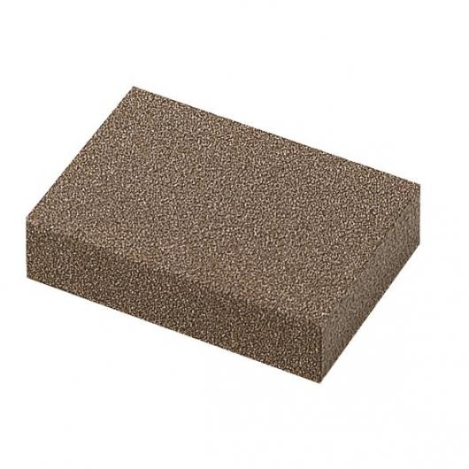 1 bloc mousse abrasif 97 x 25 x 67 mm