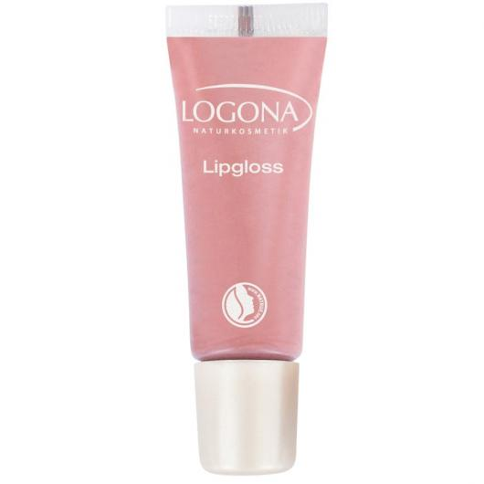 Gloss rose Logona, 10 ml, n°2