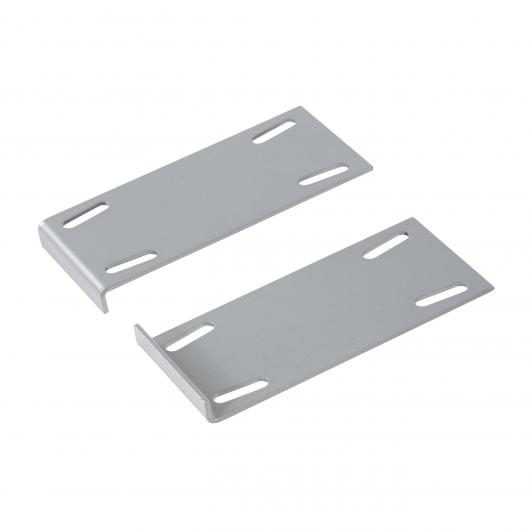 Wolfcraft 6075000 - 1 set de ferrures pour table à rallonge