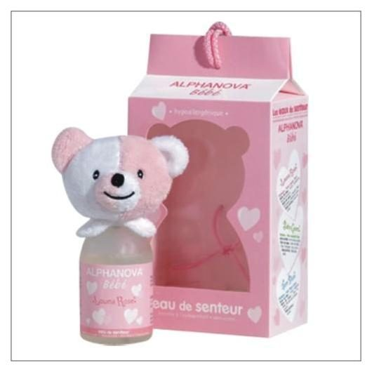 Profumo Bebé per Bimbe - Louna Rose Alphanova, 100 ml