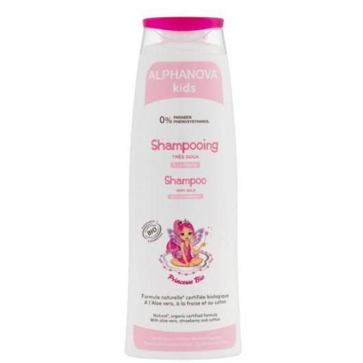 Champú Princesa  Alphanova 250 ml.