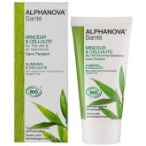 Creme reductora & celulitis Alphanova 150 ml