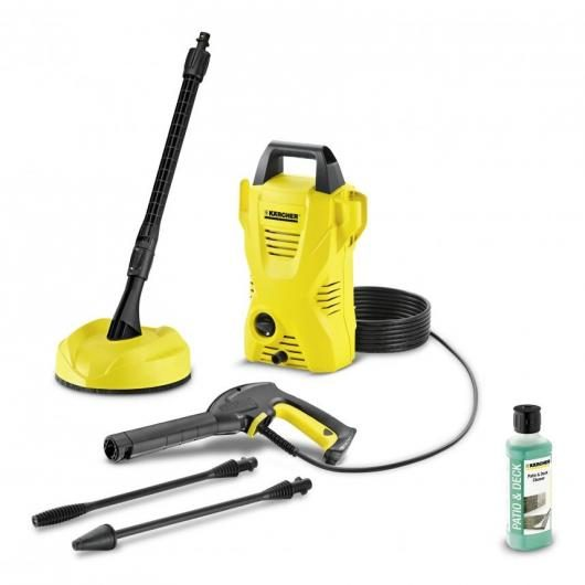 Pulitore Karcher K 2 compact home