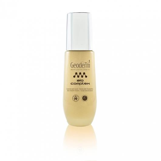 Elixir Concentrado Anti Oxidante Geoderm 40 ml