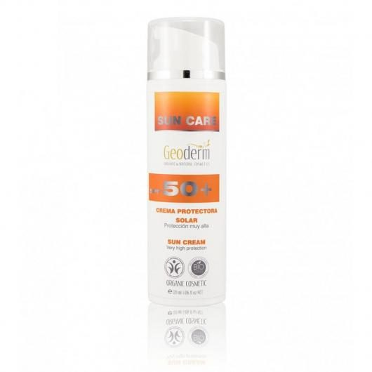 Lotion Solaire Protectrice FPS 50 Geoderm 120 ml