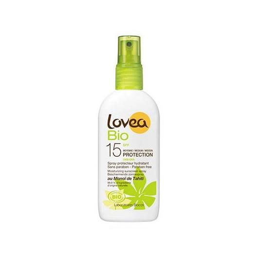 Spray solar FPS 15 BIO Lovea 125ml