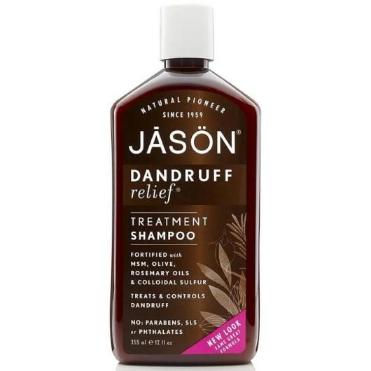 Shampoo trattamento antiforfora Jason, 355 ml