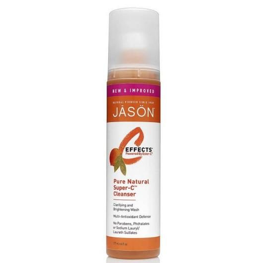 Limpiador facial Super-C® Jason, 177 ml
