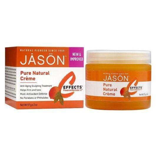 Crema facial antiedad C-Effects Jason, 57 g