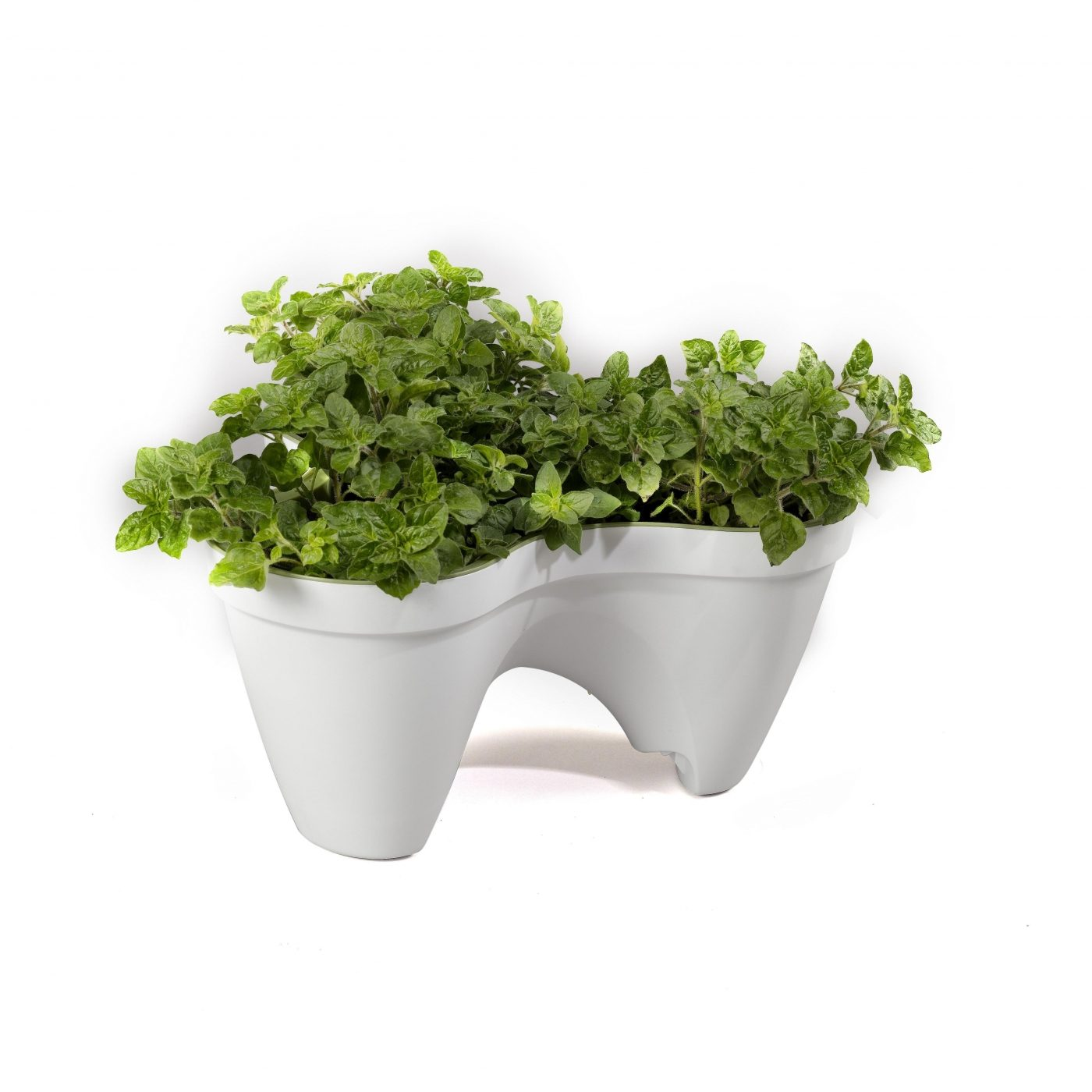 pot de fleurs empilable ivy planter 1 plateau sur planeta huerto. Black Bedroom Furniture Sets. Home Design Ideas