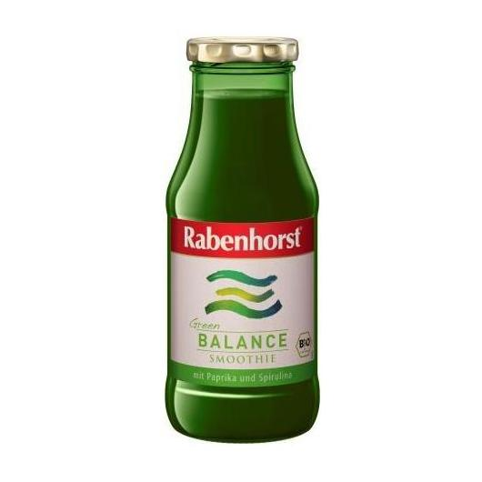 Smoothie Green Balance BIO Rabenhorst, 240 ml