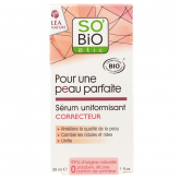 Sérum Corrector Piel Perfecta SO'BIO ètic 30 ml.
