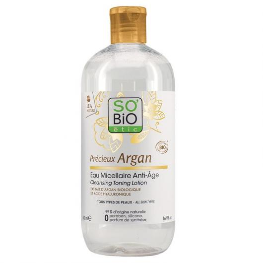 Acqua Micellare Anti-etá SO'BIO étic 500 ml