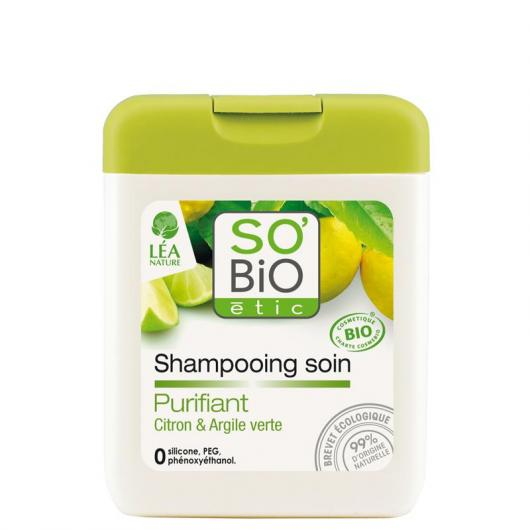 Shampoo trattamento Purificante SO'BIO étic 250 ml