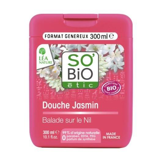 Gel Doccia Jazmín SO'BIO étic 300 ml.